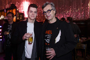 Wim Wenders and Robert Naylor Photos Photo