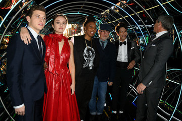 Win Morisaki Premiere Of Warner Bros. Pictures' 'Ready Player One' - Red Carpet