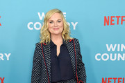 """Amy Poehler attends the """"Wine Country"""" World Premiere at Paris Theatre on May 08, 2019 in New York City."""
