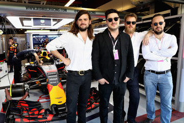 Winston Marshall F1 Grand Prix of Abu Dhabi