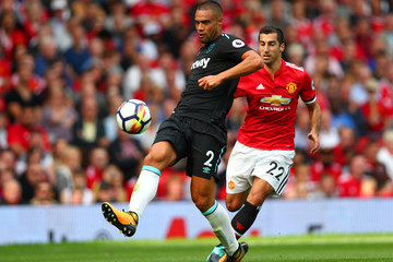 Winston Reid Manchester United v West Ham United - Premier League