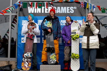 Jan Necas Winter Games NZ - Day 9: Snowboard