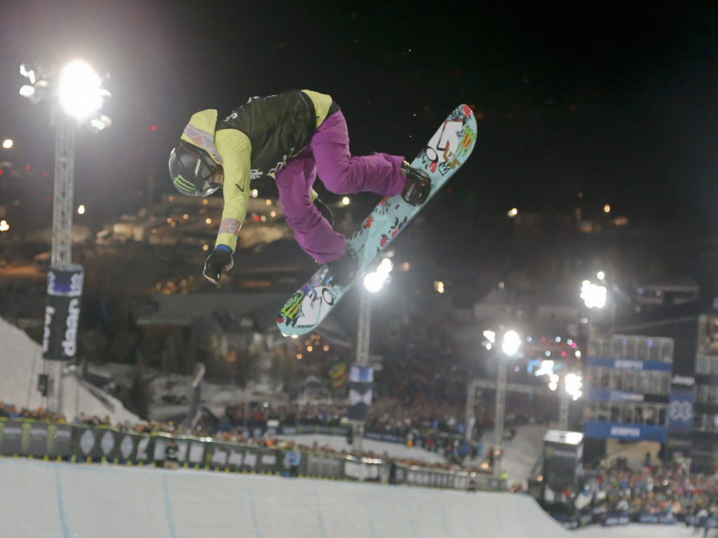 chloe kim photos photos winter x games 2015 aspen zimbio. Black Bedroom Furniture Sets. Home Design Ideas