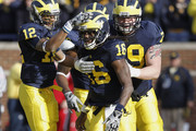 Roy Roundtree and Denard Robinson Photos Photo