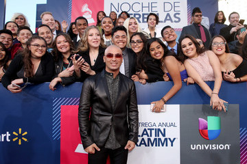Wisin The 17th Annual Latin Grammy Awards - Red Carpet