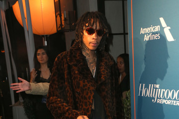Wiz Khalifa The Hollywood Reporter 5th Annual Nominees Night - Arrivals