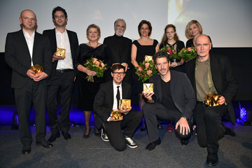 Wolfgang Groos 5th German Director Award Metropolis