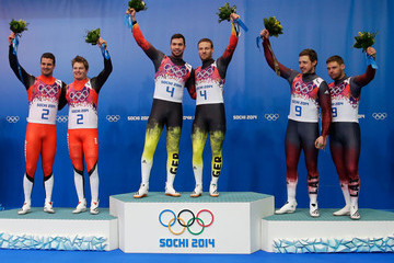 Wolfgang Linger Luge - Winter Olympics Day 5