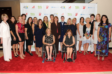 Val Ackerman Women In Cable Telecommunications, espnW, and Women's Sports Foundation Host 40 for 40, 40 Years Of Title IX, 40 Women Who Have Made An Impact - Arrivals