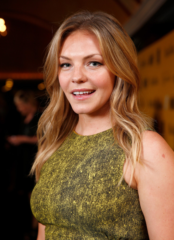 Actress Eloise Mumford attends the premiere of Universal