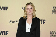 Amy Poehler attends Women In Film Annual Gala 2019 Presented By Max Mara at The Beverly Hilton Hotel on June 12, 2019 in Beverly Hills, California.
