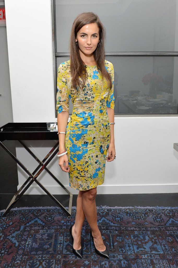 Actress Camilla Belle attends the Women's Filmmaker Brunch during the 2012 Tribeca Film Festival on April 23, 2012 in New York City.