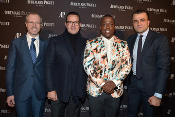 Won-G Bruny Audemars Piguet Celebrates the Opening of Audemars Piguet Rodeo Drive - Red Carpet