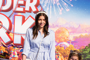 """Imogen Thomas attends the """"Wonder Park"""" gala screening  at Vue Leicester Square on March 24, 2019 in London, England."""