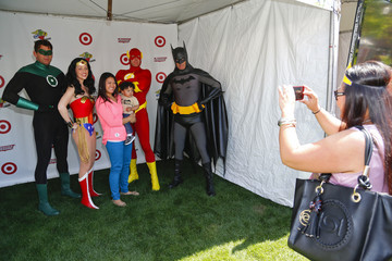 Wonder Woman 18th Annual LA Times Festival Of Books - Day 1