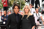 Tiziana Rocca and Giulio Base - The Most Stylish Celeb Couples on the Cannes Red Carpet