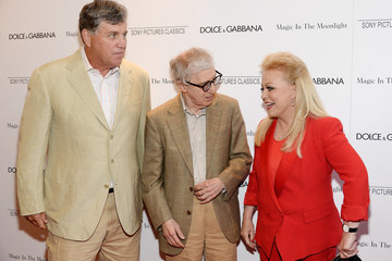Woody Allen 'Magic in the Moonlight' Premieres in NYC