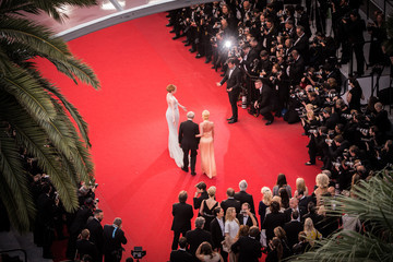 Woody Allen 'Irrational Man' Premiere - The 68th Annual Cannes Film Festival