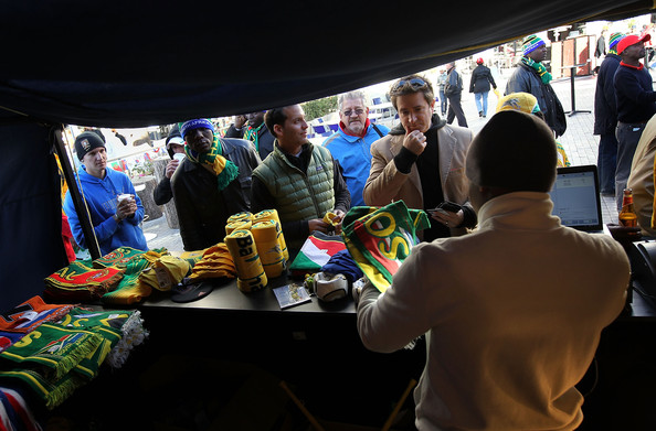 Eliot Relles Pictures - World Cup Fans In South Africa Enjoy The ...