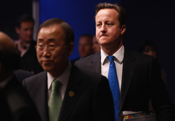 World Leaders Attend G8 Summit 2011 in Deauville - Day 2