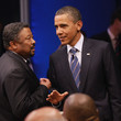 Jean Ping World Leaders Attend G8 Summit 2011 in Deauville - Day 2