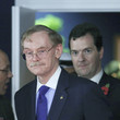 Robert Zoellick World Leaders Gather In Cannes For The G20 Summit
