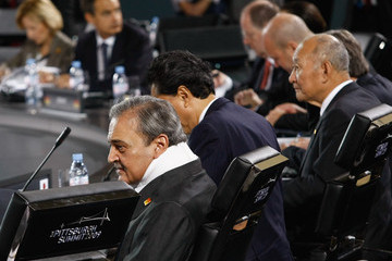 Saud Al-Faisal World Leaders Gather For G20 Summit In Pittsburgh