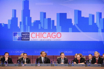 Alexander Vershbow World Leaders Take Part In NATO Summit In Chicago