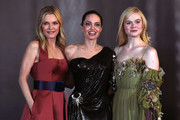 Angelina Jolie Elle Fanning Photos Photo