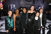 Angelina Jolie and Shiloh Jolie-Pitt Photos Photo