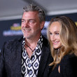 Ray Stevenson and Elisabetta Caraccia Photos