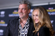 Ray Stevenson and Elisabetta Caraccia Photos Photo