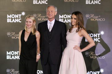 Lutz Bethge World Premiere Of Montblanc Biggest Concept Store In Beijing - Interviews & Press Conference