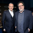 Jon Favreau and Bob Iger Photos