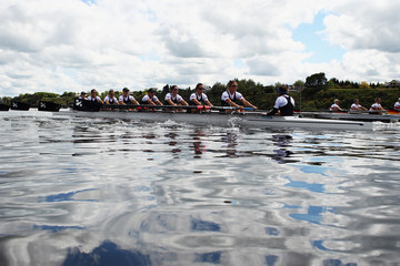 Harriet Austin World Rowing Championships - Day 3