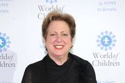 President of U.S. Fund for UNICEF Caryl Stern attends World of Children Awards 2017 at 583 Park Avenue on November 2, 2017 in New York City.