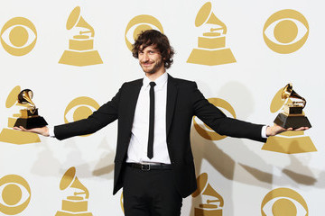 Wouter De Backer The 55th Annual GRAMMY Awards - Press Room