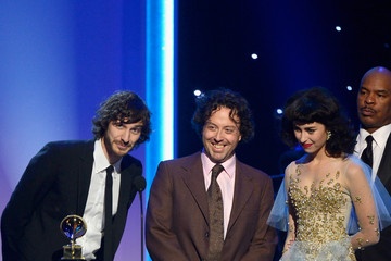 Wouter De Backer The 55th Annual GRAMMY Awards - Pre-Telecast