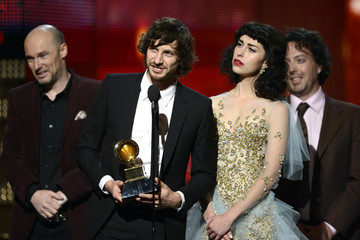 Wouter De Backer The 55th Annual GRAMMY Awards - Show