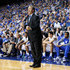 John Calipari Photos - John Calipari the head coach of the Kentucky Wildcats gives instructions to his team during the game against the Wright State Raiders at Rupp Arena on November 20, 2015 in Lexington, Kentucky. - Wright State v Kentucky