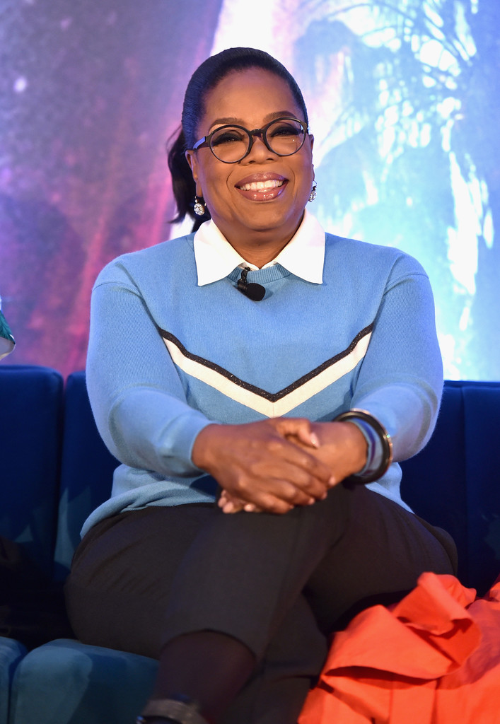 Oprah Says She Can't Run For President Because Politics Is Too Corrupt
