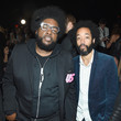 Wyatt Cenac 2015 Victoria's Secret Fashion Show - Front Row