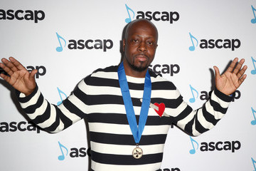 Wyclef Jean 35th Annual ASCAP Pop Music Awards - Red Carpet