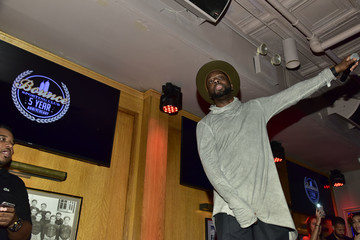 Wyclef Jean Bounce Sporting Club Celebrates Its 5th Anniversary