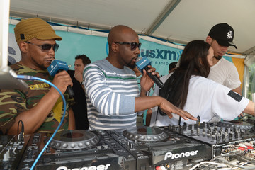"Wyclef Jean SiriusXM""s 'UMF Radio' Broadcast Live From The SiriusXM Music Lounge"