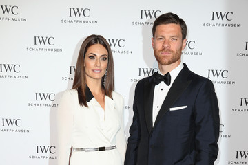 Xabi Alonso IWC Schaffhausen at SIHH 2016 - 'Come Fly With Us' Gala Dinner