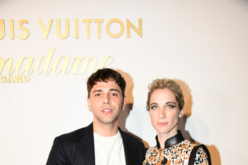Xavier Dolan Madame Figaro & Louis Vuitton Host Dinner At Terrasse Albane: Arrivals - The 72nd Annual Cannes Film Festival