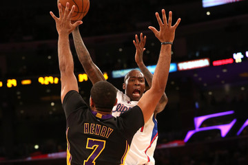 Xavier Henry Los Angeles Clippers v Los Angeles Lakers