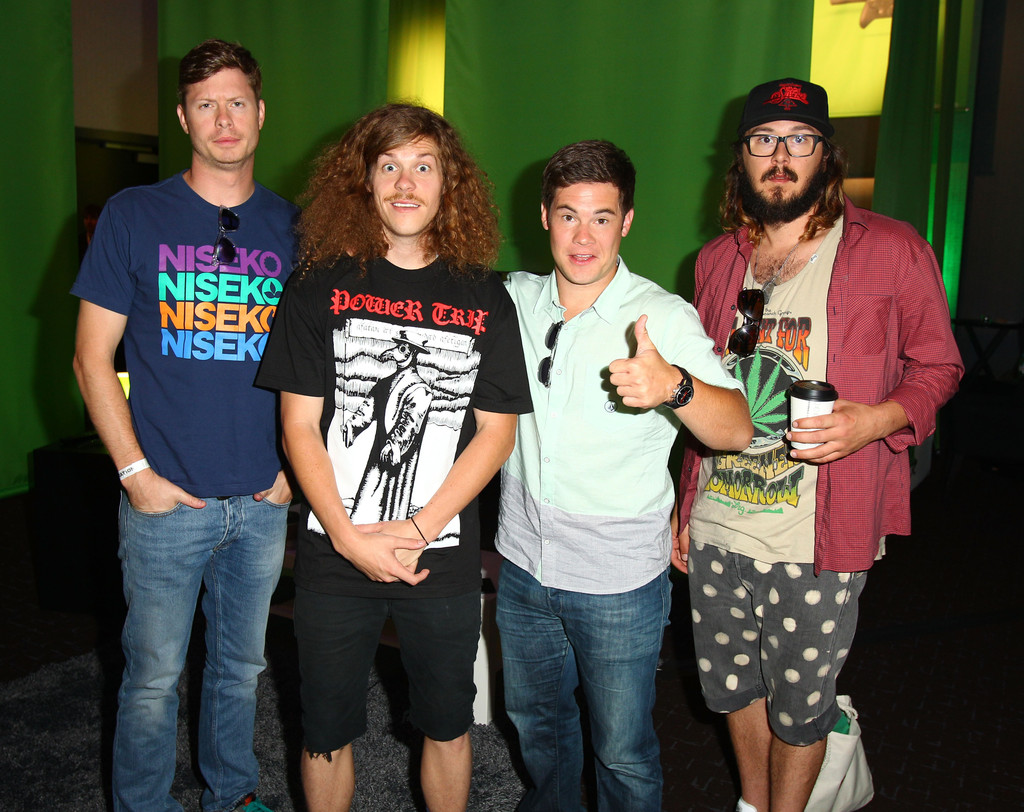 kyle newacheck band