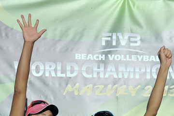 Xi Zhang FIVB Beach Volleyball World Championships - Day 6